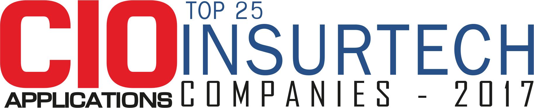 Top 25 InsurTech Companies - 2017