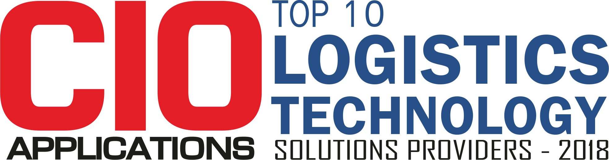 Top 10 Logistics Technology Solution Companies - 2018