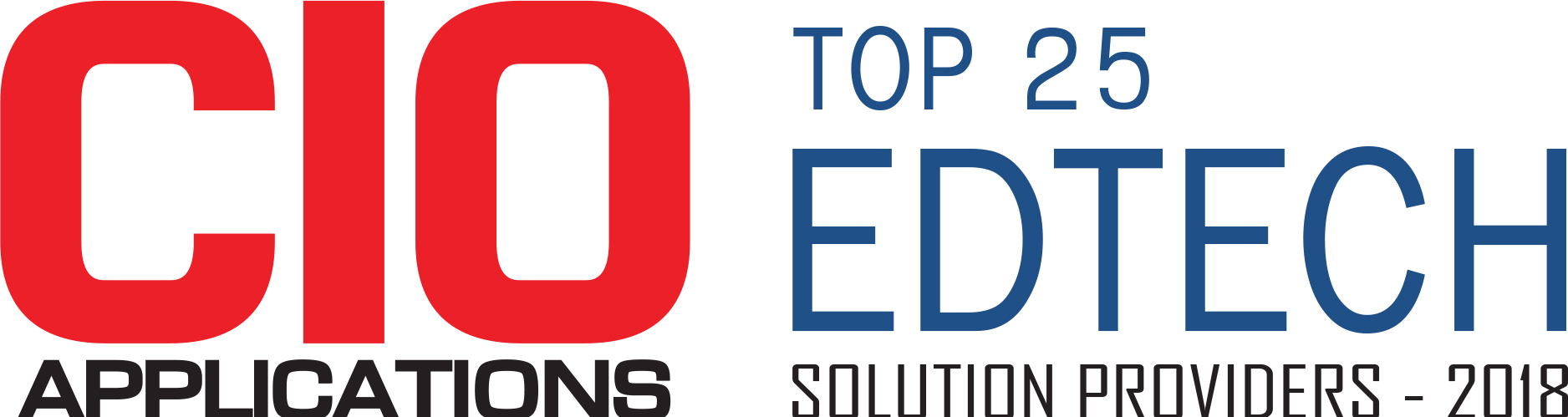 Top 25 EdTech Solution Companies - 2018