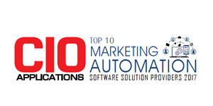 Top 10 Marketing Automation Software Solution Providers 2017