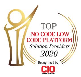 Top 10 No Code Low Code Platform Solution Companies - 2020