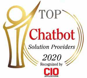 Top 10 Chatbot Solution Companies - 2020