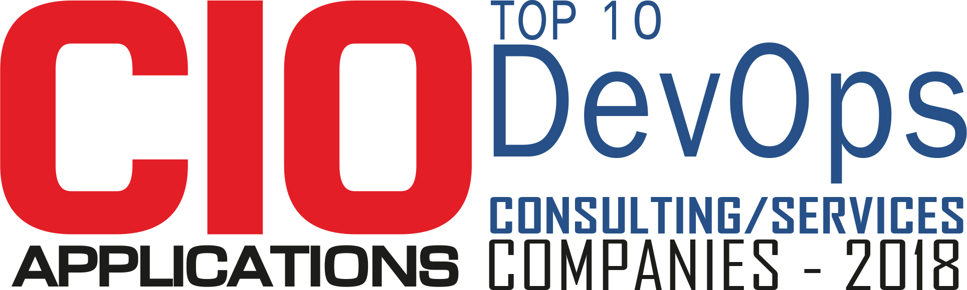 Top 10 Companies Providing DevOps Services/Consulting  - 2018