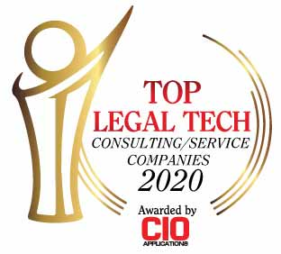 Top 10 Legal Tech Consulting/Service Companies - 2020