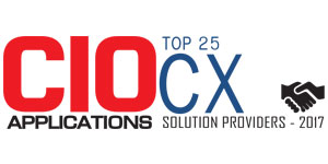 Top 25 CX Solution Providers - 2017
