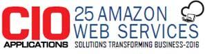 25 Amazon Web Services Solution Provider - 2016
