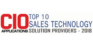Top 10 Sales Technology Solution Providers - 2018