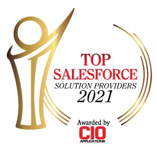 Top 10 Salesforce Solution Companies - 2021