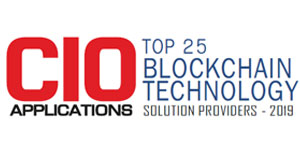 Top 25 Blockchain Technology Solution Providers - 2019