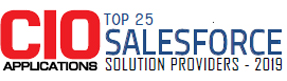 Top 25 Salesforce Solution Providers - 2019