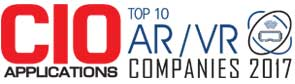 Top 10 Augmented Reality/Virtual Reality Companies 2017