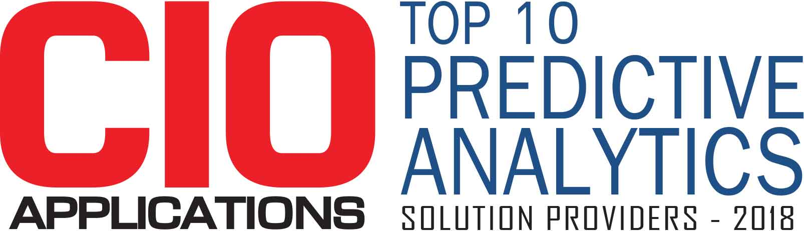Top 10 Companies Providing Predictive Analytics Solution  - 2018