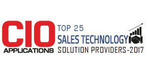 Top 25 Sales Technology Solution Providers - 2017