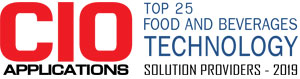 Top 25 Food and Beverages Technology Solution Companies - 2019