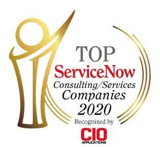 Top 10 ServiceNow Consulting/Service Cmpanies - 2020
