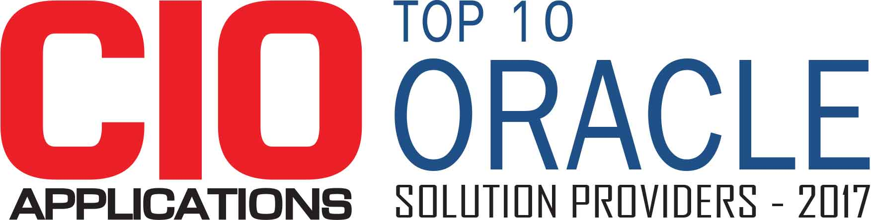 Top 10 Oracle Solution Companies - 2017