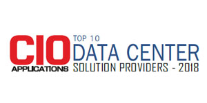 Top 10 Data Center Solution Providers - 2018