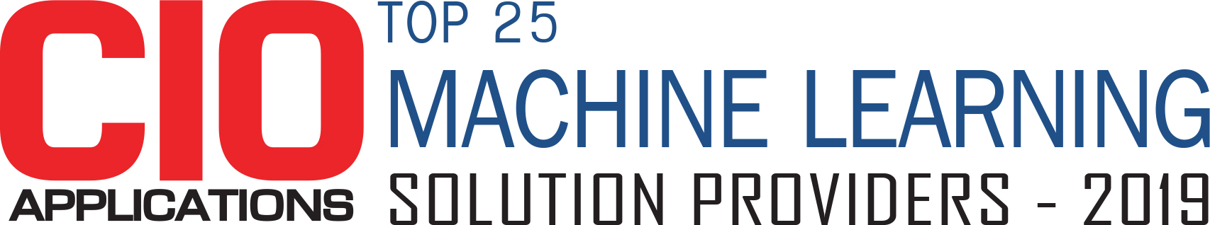Top 25 Machine Learning Solution Companies - 2019