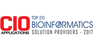 Top 20 Bioinformatics Solution Providers - 2017