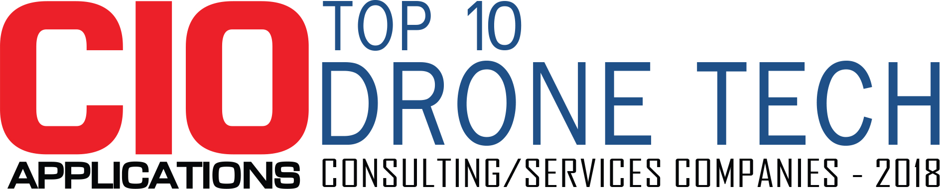 Top 10 Companies Providing Drone Tech Consulting/Services  - 2018