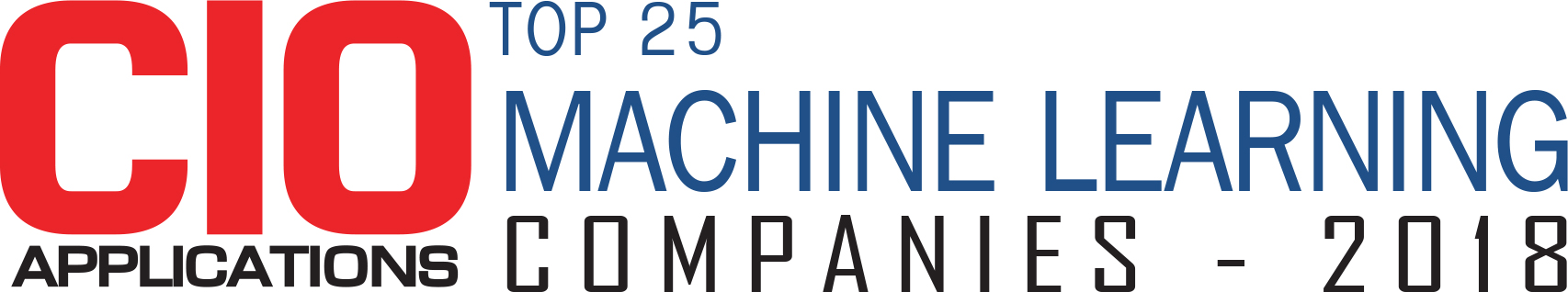 Top 25 Machine Learning Companies - 2018