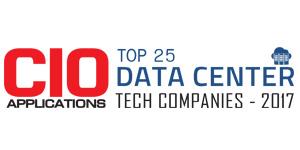 Top 25 Data Center Tech Companies - 2017