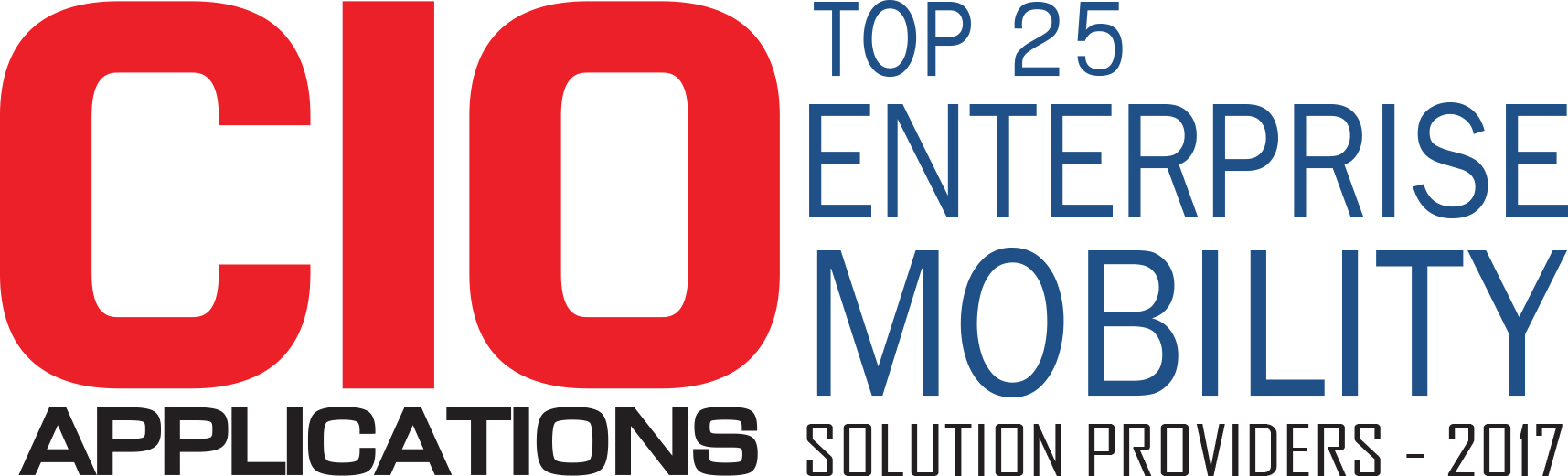 Top 25 Companies Providing Enterprise Mobility Solution - 2017
