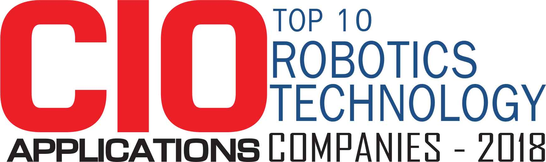 Top 10 Companies Providing Robotics Solution - 2018