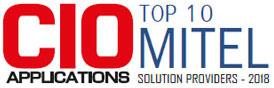 Top 10 Mitel Solution Providers - 2018
