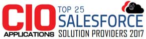 Top 25 Salesforce Solution Providers - 2017
