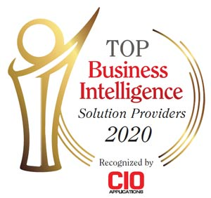 Top 10 Business Intelligence Solution Companies - 2020